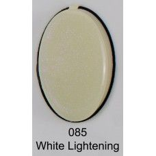 uv gel nail polish BMG 085 White Lightening