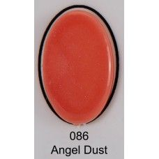 uv gel nail polish BMG 086 Angel Dust
