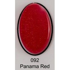 uv gel nail polish BMG 092 Panama Red