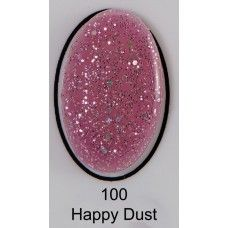 uv gel nail polish BMG 100 Happy Dust