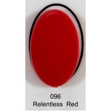 gel nails Love Easy 096 Relentless Red
