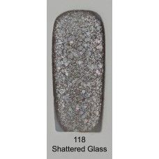 gel polish QLZ 118 Shattered Glass