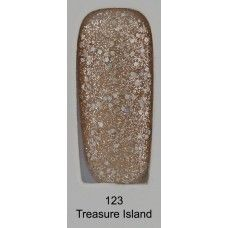 gel polish QLZ 123 Treasure Island