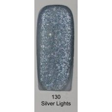 gel polish QLZ 130 Silver Lights
