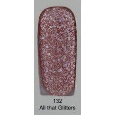 gel polish QLZ 132 All that Glitters