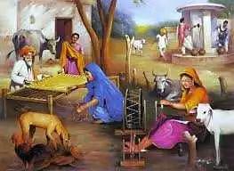 दरकते गाँव बहकते लोग