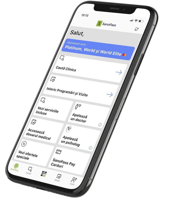 SanoPass App