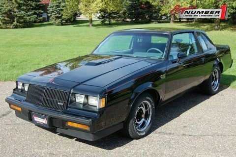 1987 Buick Grand National Regal for sale