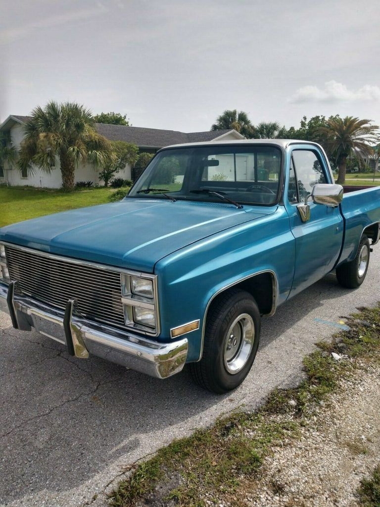 1985 Chevrolet C 10