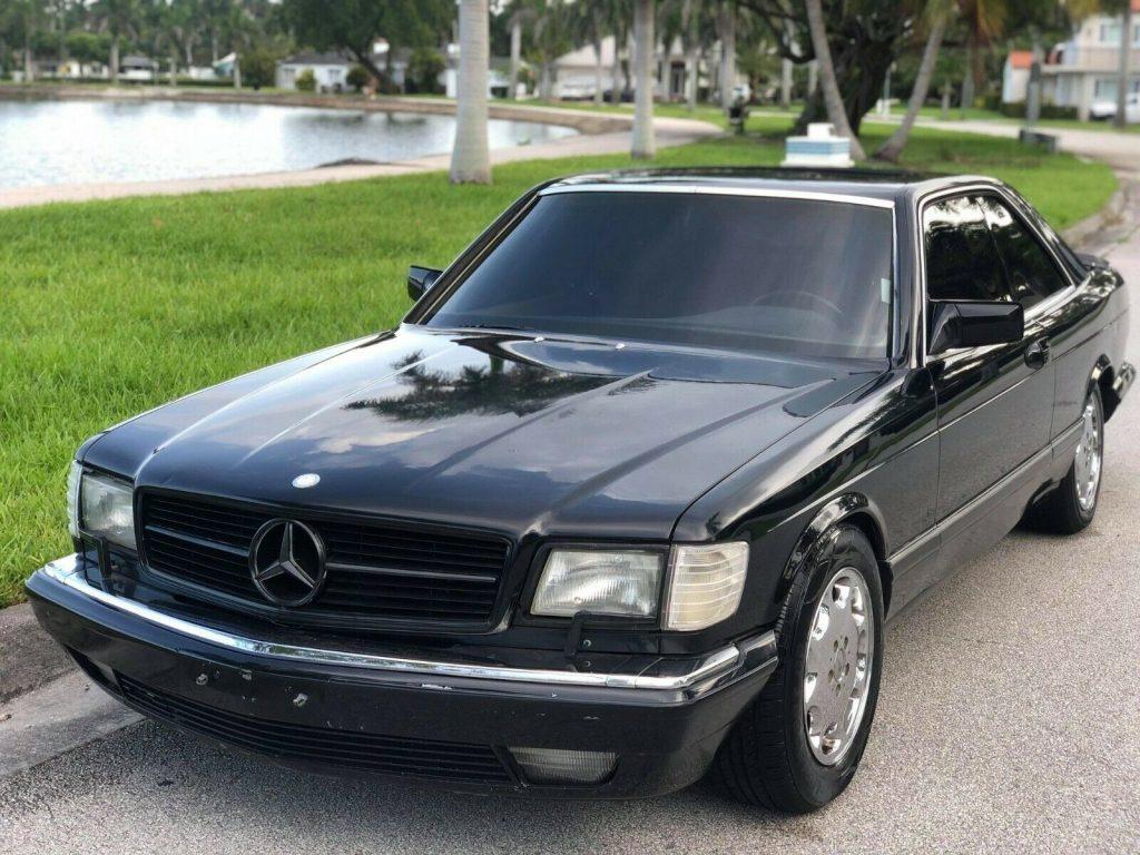 1988 Mercedes Benz 500 Series 560 SEC