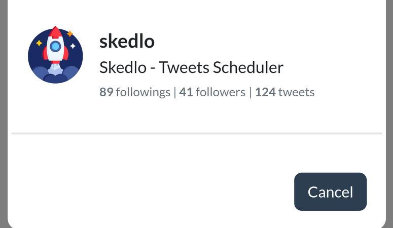Skedlo