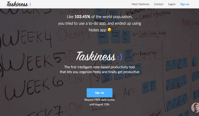 Taskiness