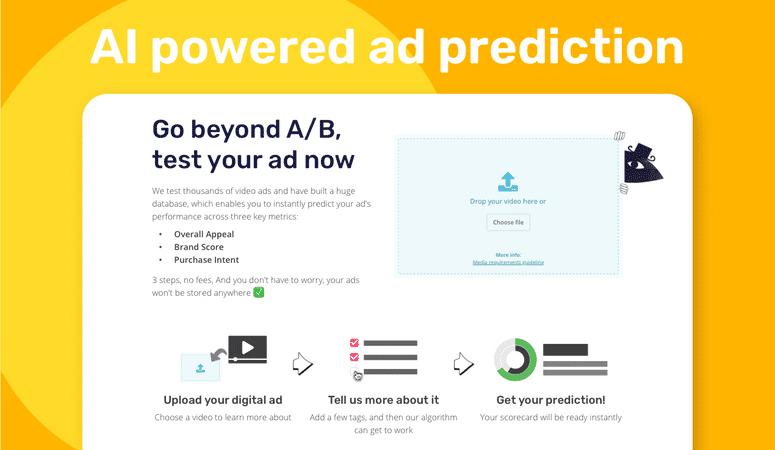 Zappi Ad Predictor