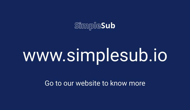 SimpleSub