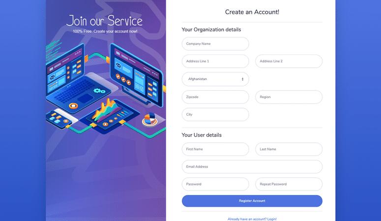 SaaS Startup Kit