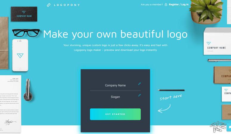 logopony.com