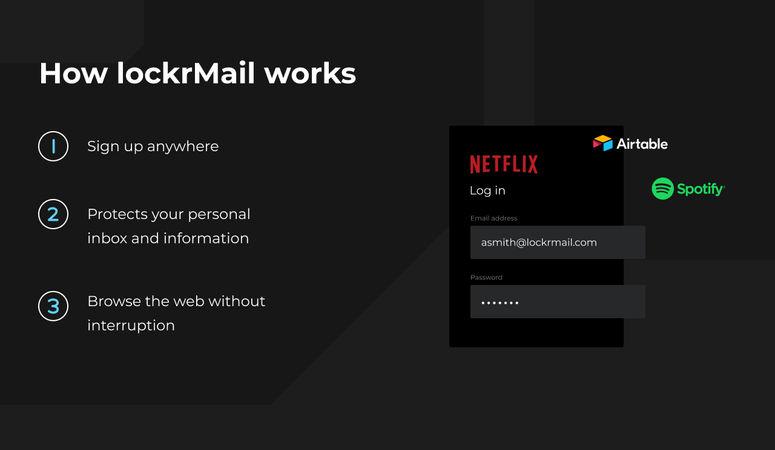 lockrMail