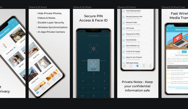 Digital Private Vault