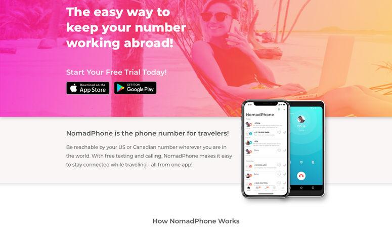 NomadPhone