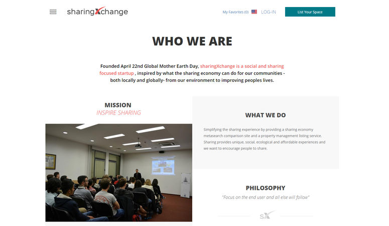 sharingXchange