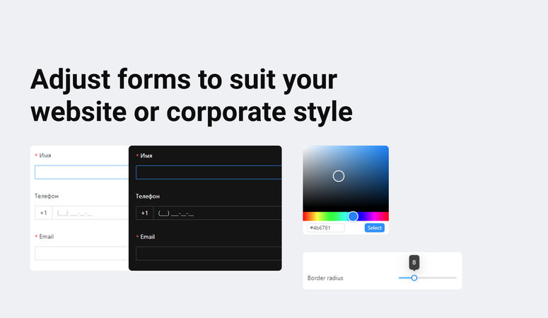 Snappy Form