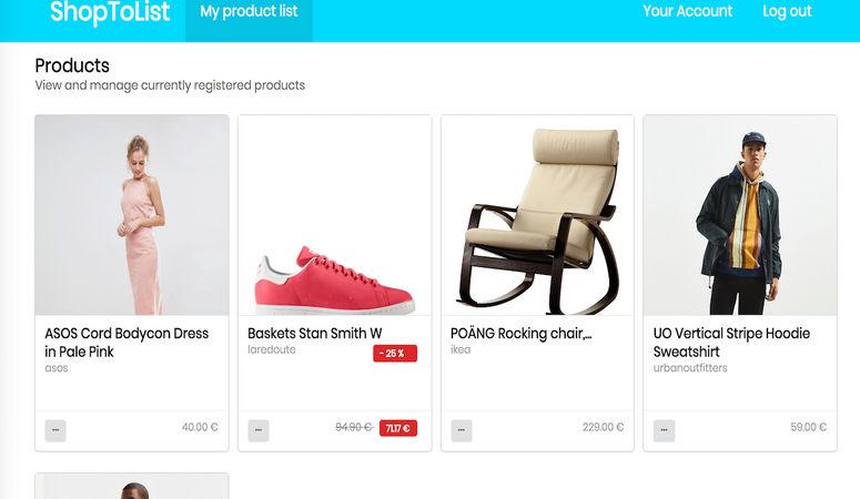 ShopToList
