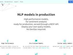 NLP Cloud