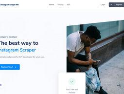 Instagram Scraper API