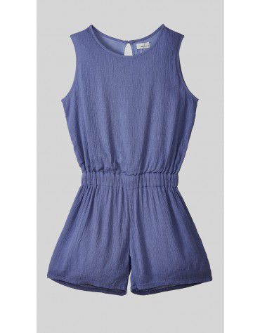 Beyond Clouds - Teen Girls Sleeveless Romper