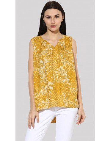 SbuyS - Printed Sleeveless Top