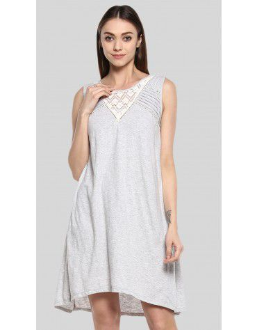 SbuyS - Sleeveless Midi Dress