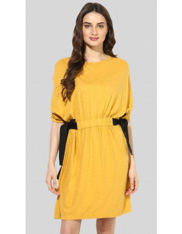 SbuyS  - Clinched Waist Dress
