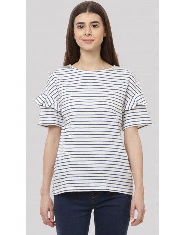 SbuyS - Dreamer Striper T-Shirt