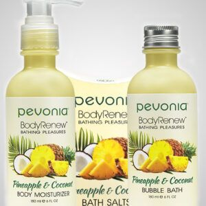 BodyRenew Pineapple and Coconut