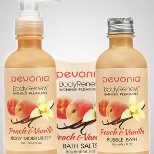 BodyRenew Peach and Vanilla