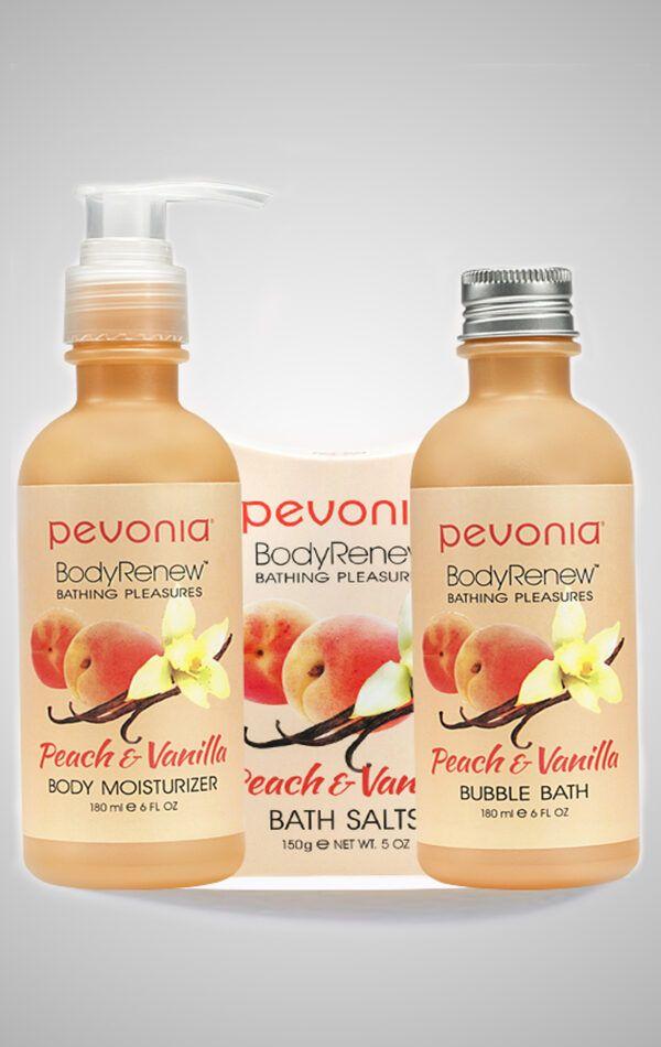 BodyRenew Peach and Vanilla