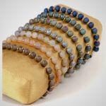 Druzy Energy Bracelet Set