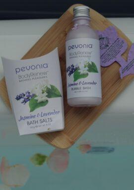 Jasmine & Lavendar Bath Products