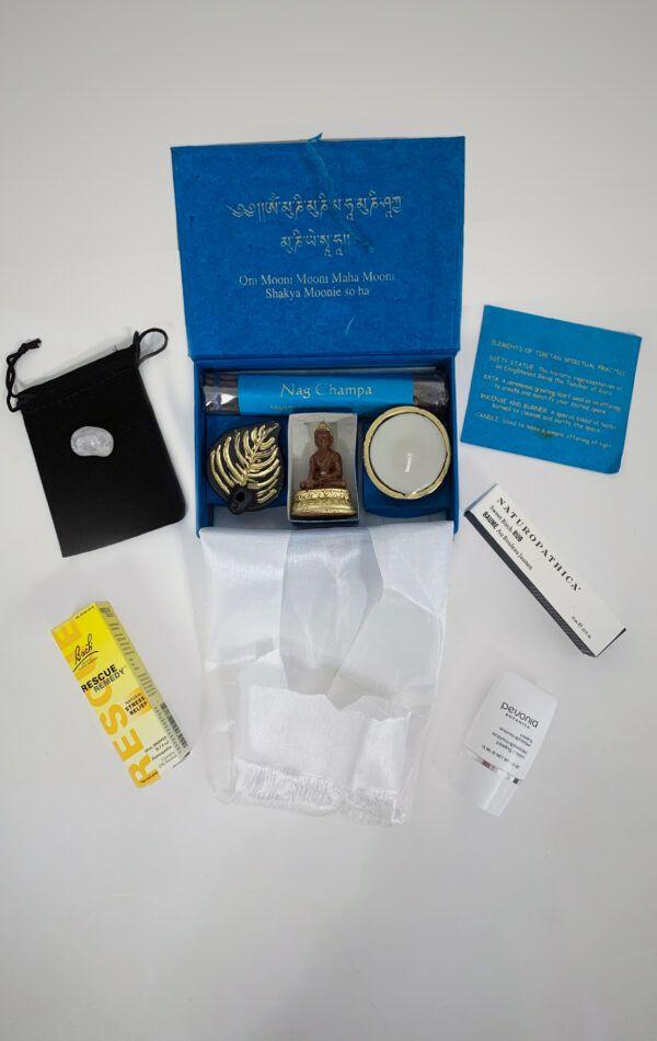 Mind Body Spirit Self Care Kit
