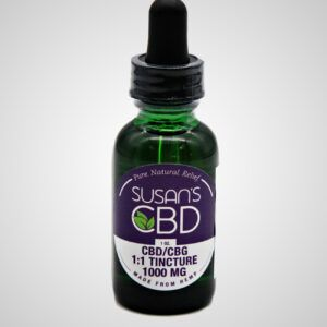 Susan's Tincture Plus