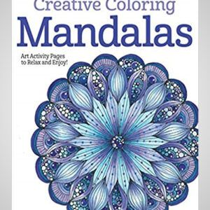 Creative Coloring Mandalas Coloring Book