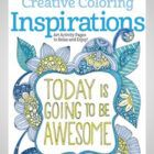 Creative Color Inspirations Coloring Book