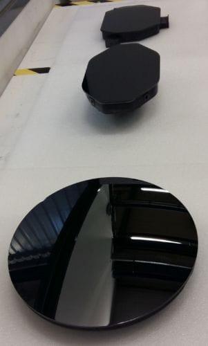 EUCLID SiC mirrors