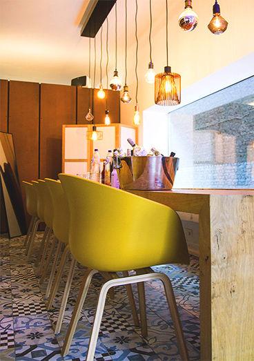La Barbou 8 - Décoration intérieure