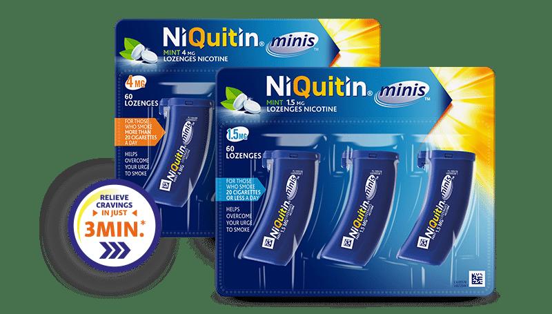 Niquitin. Clear
