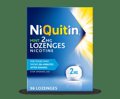 Niquitin Lozenge