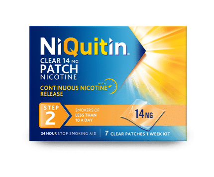 NiQuitin Patch Step 2 - Help you to quit smoking