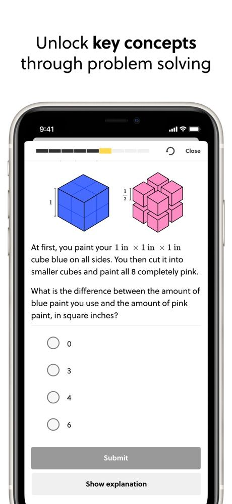 Brilliant App - Solve & Learn 70