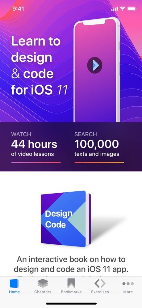 Design + Code App - Learn to code and design 71