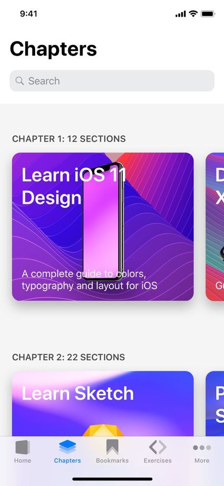 Design + Code App - Learn to code and design 70